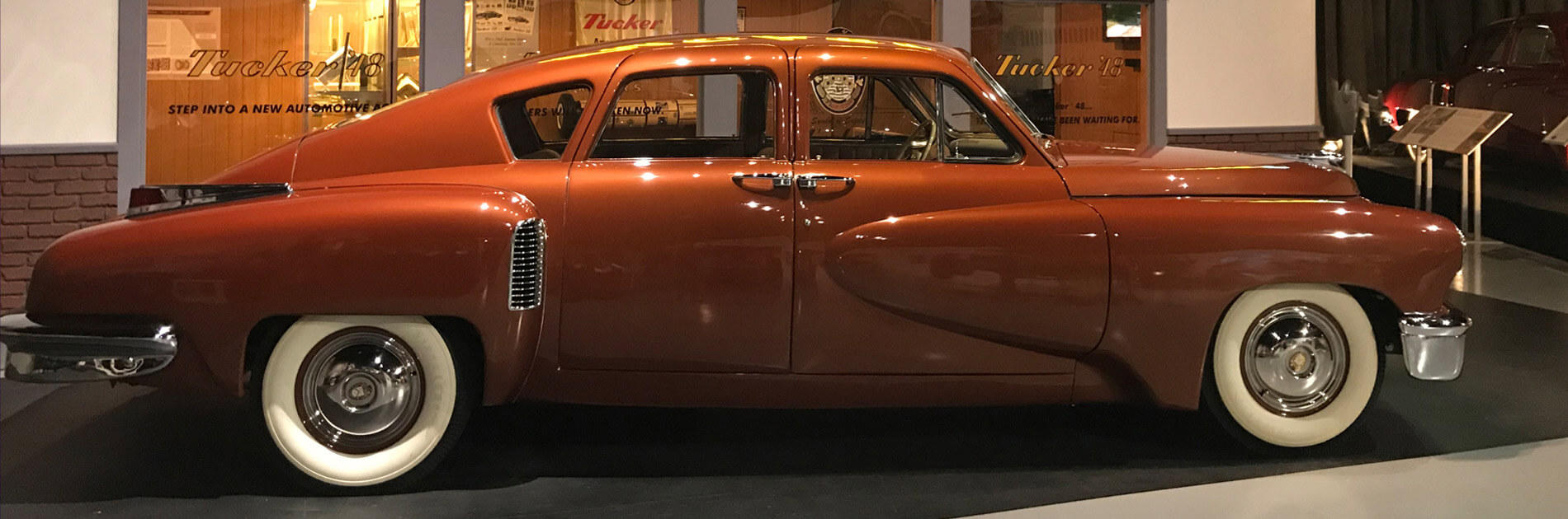 World's Largest Tucker Collection
