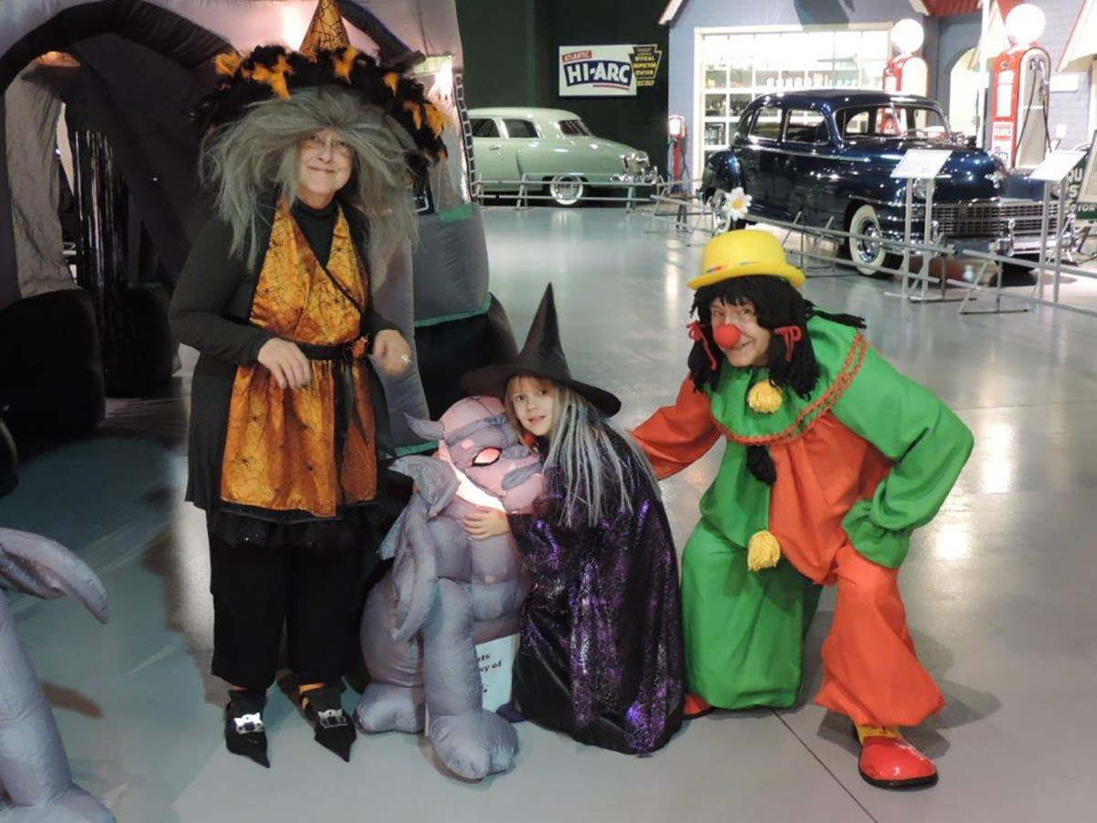 Trunk or Treat at the Museum