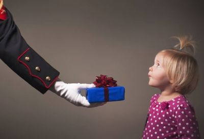 Bring the Joy of Christmas to Less Fortunate Children