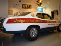 mccandless race car side view