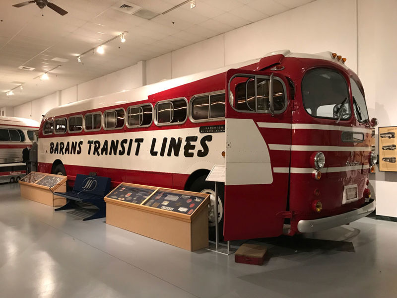 Museum of Bus Transportation