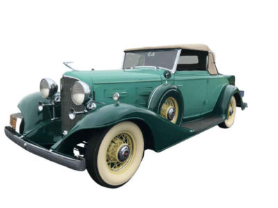 1933 LaSalle Automobile