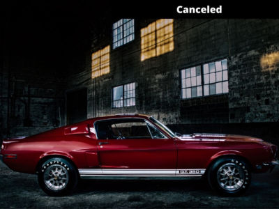 Mustang Day Canceled
