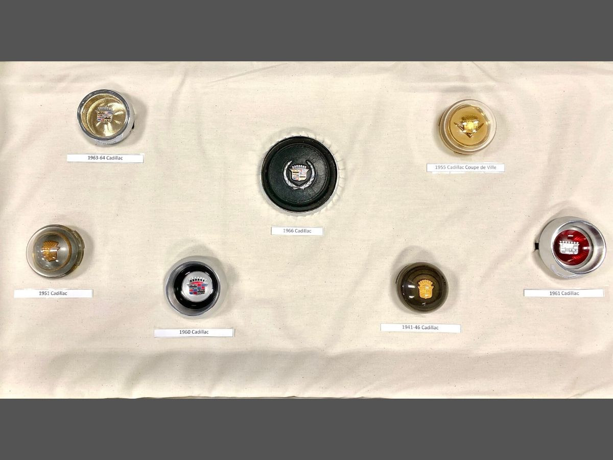 Horn Button Display