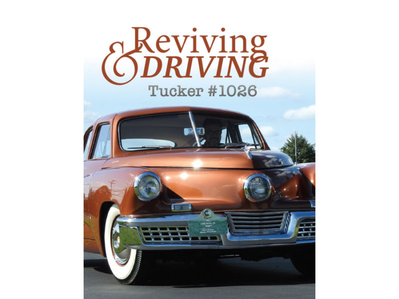 Reviving & Driving Tucker #1026: Part 2