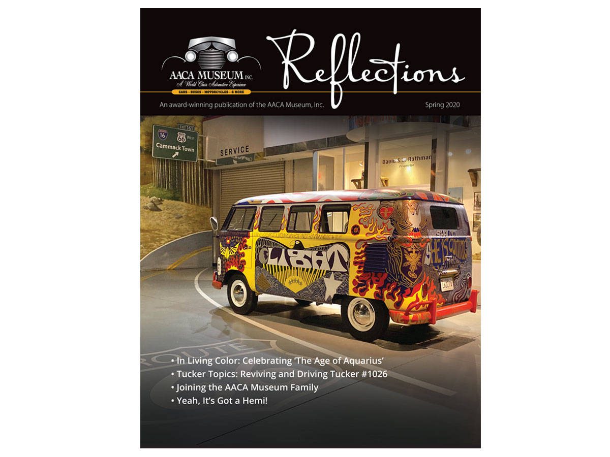 AACA Reflections publication series