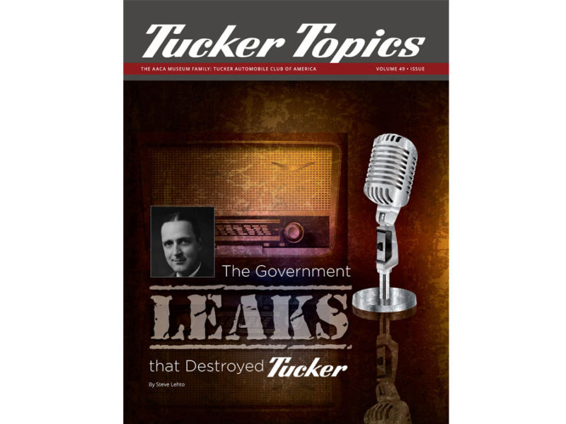 The Government Leaks that Destroyed Tucker