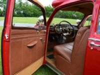 vintage ambulance first responders car front seat