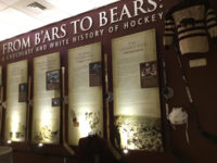 hershey bears museum display