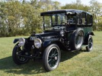 1914 Packard Limo antique car